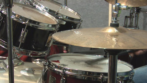 drums 5 Stock Video Footage