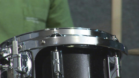 drums 7 Stock Video Footage