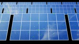 Solar Panel D2CG HD stock footage