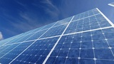 Solar Panel F2C HD stock footage
