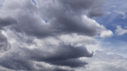 Clouds Timelapse 05 Stock Video Footage