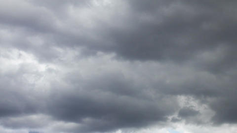 Clouds Timelapse 07 Stock Video Footage