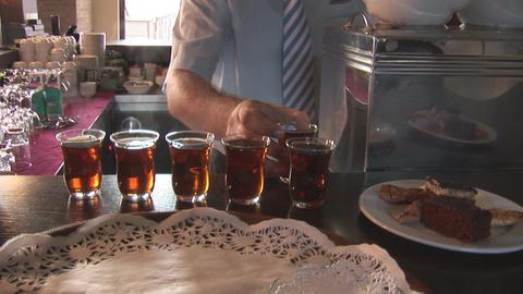 tea 2 Stock Video Footage