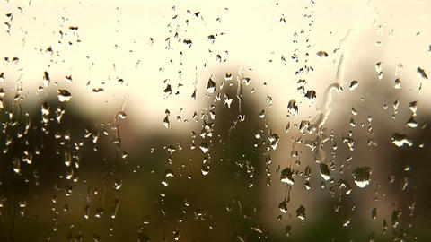 rain 2 Stock Video Footage
