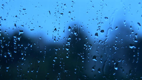 rain 3 Stock Video Footage