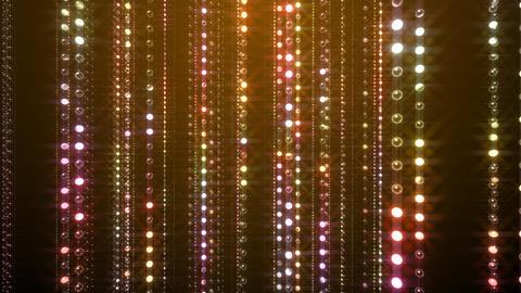 Disco Tunnel L1LA1 HD Stock Video Footage