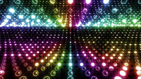 Disco Tunnel W1LB2 HD Animation