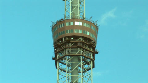 TV tower 3 Footage