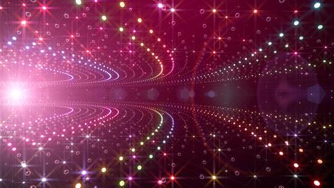 Disco Tunnel F2BA1 HD Animation