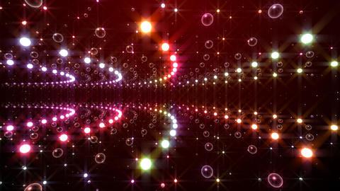 Disco Tunnel F2LA1 HD Animation