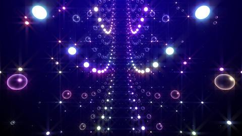 Disco Tunnel F2LB1 HD Animation