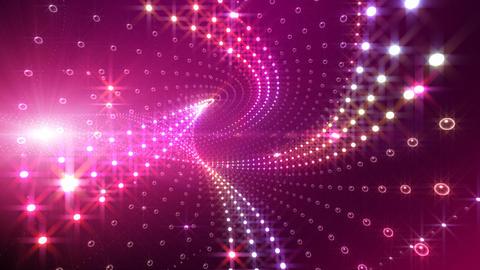 Disco Tunnel S2BA1 HD Animation
