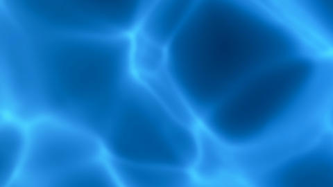 deep blue water background Stock Video Footage