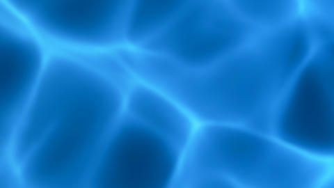 deep blue water background Animation