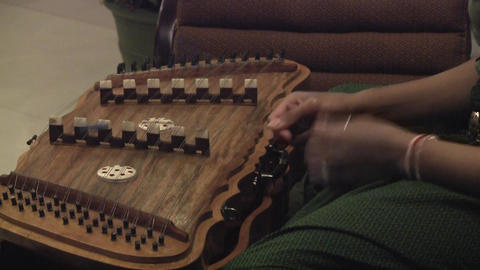 Khim String Instrument Stock Video Footage