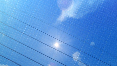 solar Panel Hee2 HD CG動画