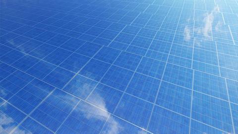 solar Panel Hf3 HD Stock Video Footage