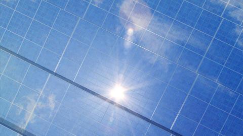 solar Panel Hff2 HD Stock Video Footage