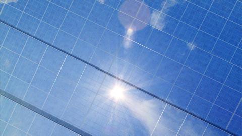 solar Panel Hff2 HD Animation