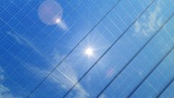 Solar Panel Hg3 HD stock footage