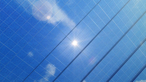 solar Panel Hg3 HD Animation