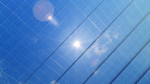 solar Panel Hg3 HD Stock Video Footage