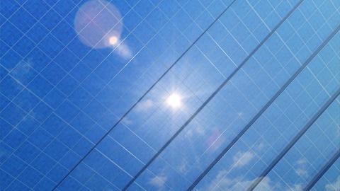 solar Panel Hg3 HD Stock Video Footage