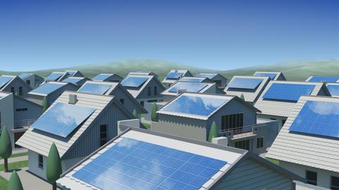 solar Panel Jb3 HD Stock Video Footage