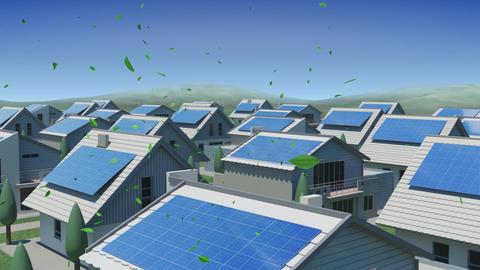 solar Panel Jb5 HD Stock Video Footage