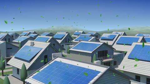 solar Panel Jb5 HD Animation