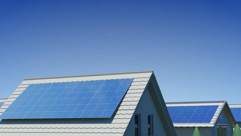solar Panel Jee2 HD Stock Video Footage