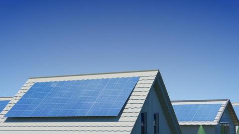 solar Panel Jee4 HD Animation