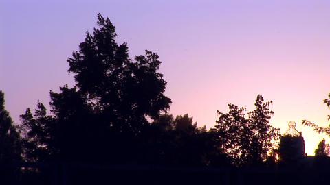 sunset 7 Stock Video Footage