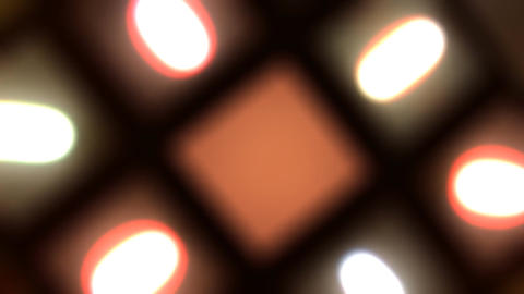 color lights 2 Stock Video Footage