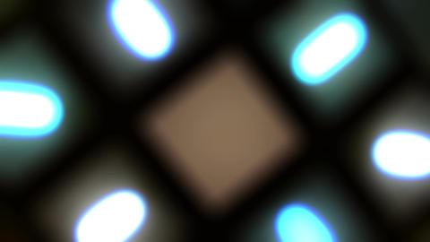 color lights 2 Footage
