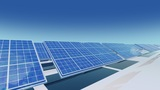 Solar Panel Ca2 HD stock footage