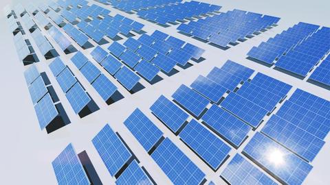 Solar Panel Cc3 HD Stock Video Footage