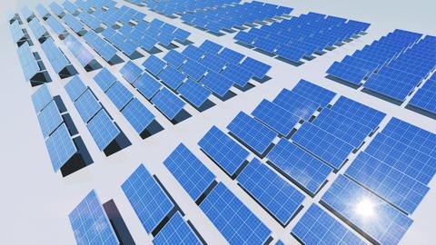 Solar Panel Cc3 HD Animation