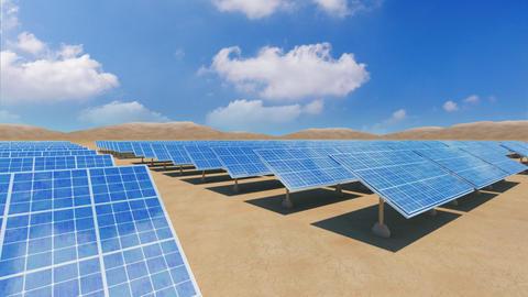 Solar Panel Sa3 HD Stock Video Footage