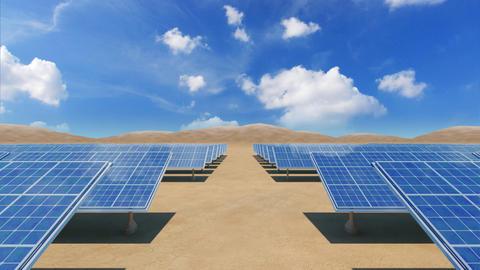 Solar Panel Sb3 HD Stock Video Footage