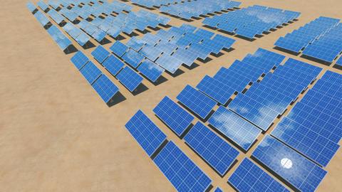 Solar Panel Sc2 HD Animation