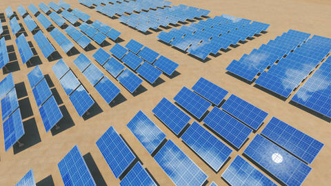 Solar Panel Sc2 HD Stock Video Footage