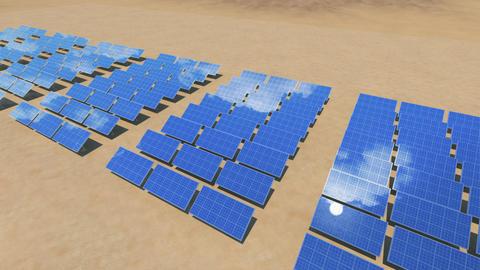 Solar Panel Sd2 HD CG動画