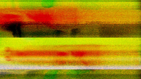 TV Noise 0209 HD-NTSC-PAL Stock Video Footage
