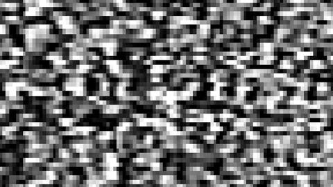 TV Noise 0211 HD-NTSC-PAL Stock Video Footage