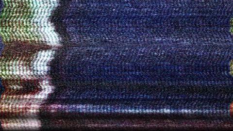 TV Noise 0302 HD-NTSC-PAL Stock Video Footage