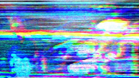 TV Noise 0308 HD-NTSC-PAL Stock Video Footage