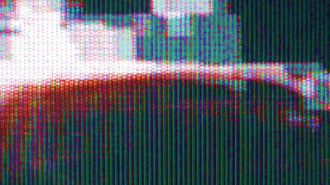 TV Noise 0310 HD-NTSC-PAL Stock Video Footage