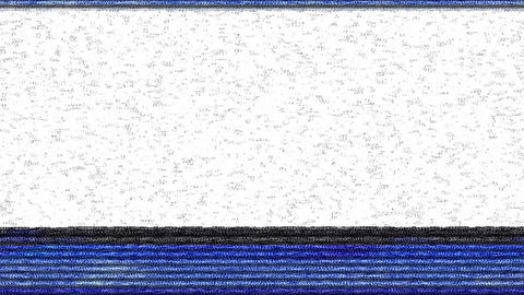 TV Noise 0403 HD-NTSC-PAL Stock Video Footage