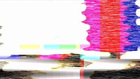 TV Noise 0412 HD-NTSC-PAL Stock Video Footage